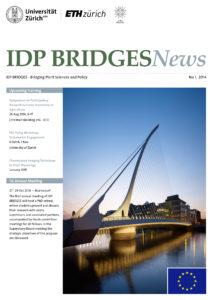 IDP BRIDGES_Newsletter_No1