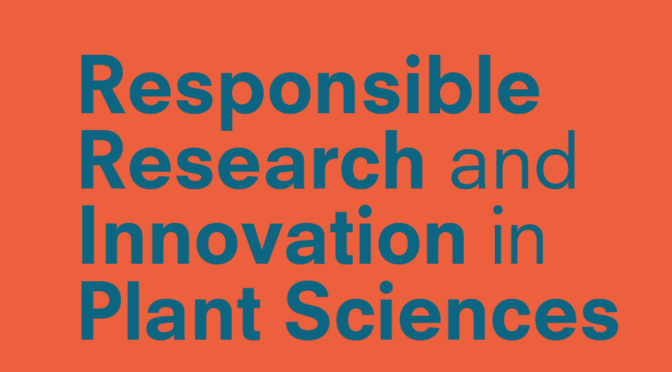 PSC Proceedings: Responsible Research and Innovation (RRI)
