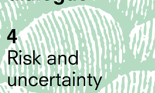 Workbook on Risk and Uncertainty and its communication