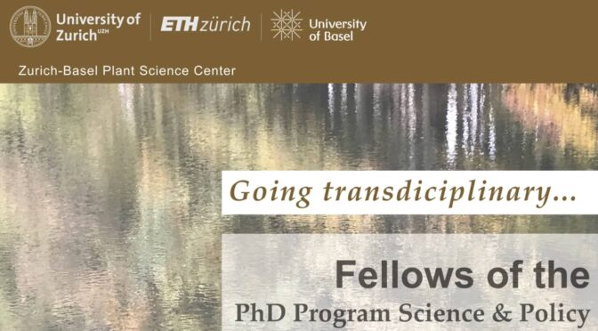 Going Transdisciplinary. a movie from the PSC Mercator Fellowship Program