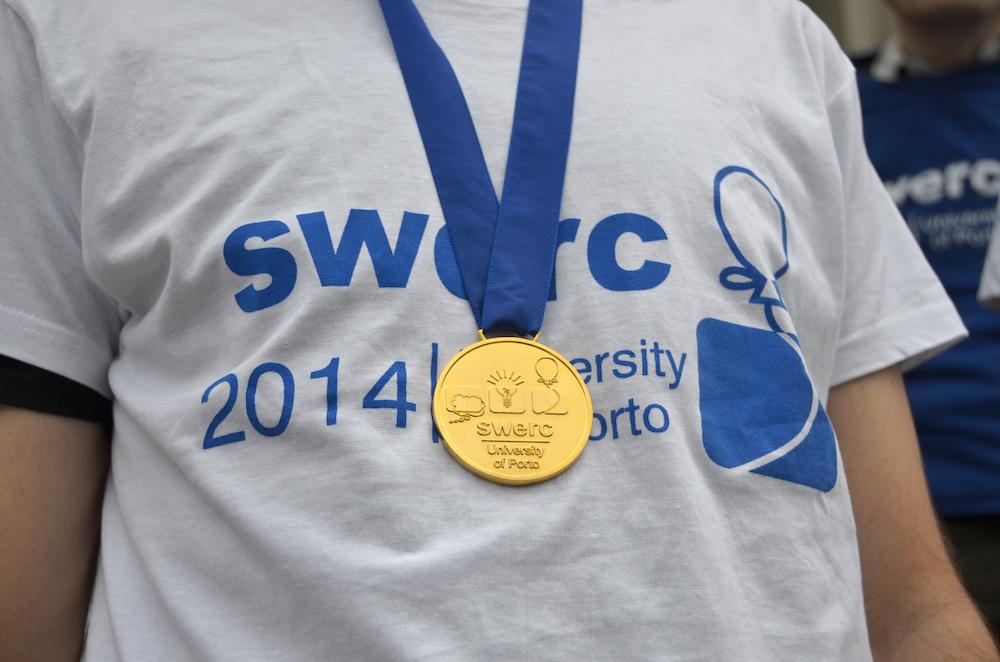 SWERC Gold Medal 2014