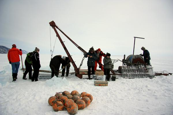 The Baikal Project