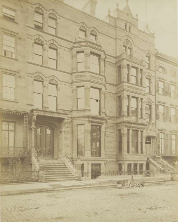 New York City, Manhattan, Samuel J. Tilden Residence, Twentieth