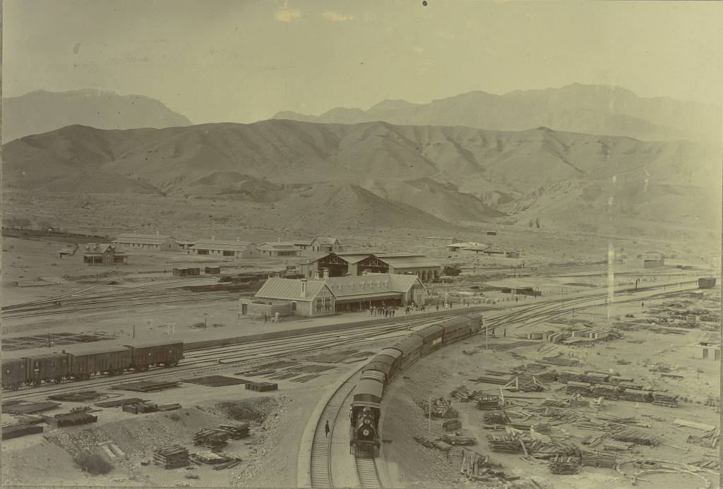[ North Western State Railway (NWR), Belochistan