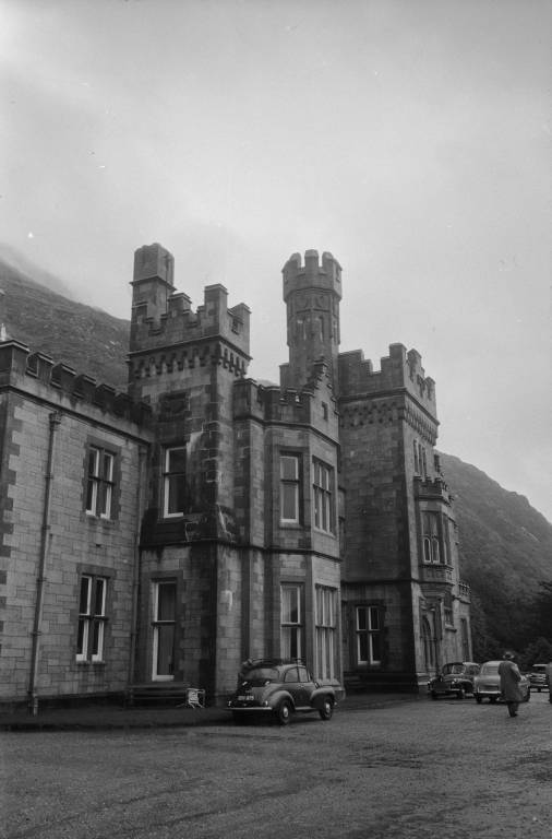 County Galway, Kylemore Abbey, 1958