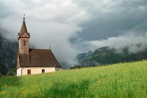 Kirche bei Gundlsee