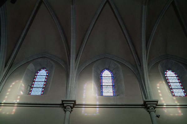 Kirche in Gex