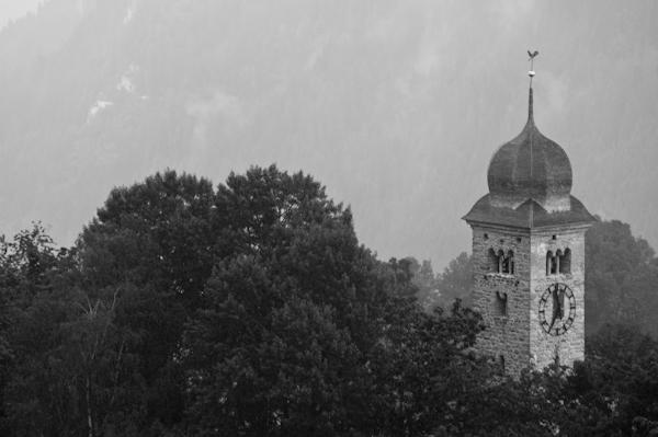 Kirche Waltenburg/Vuorz