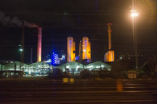 Inrgendwas in Frankfurt