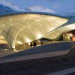 hungerburg Funicular Stations, Innsbruck, 2007