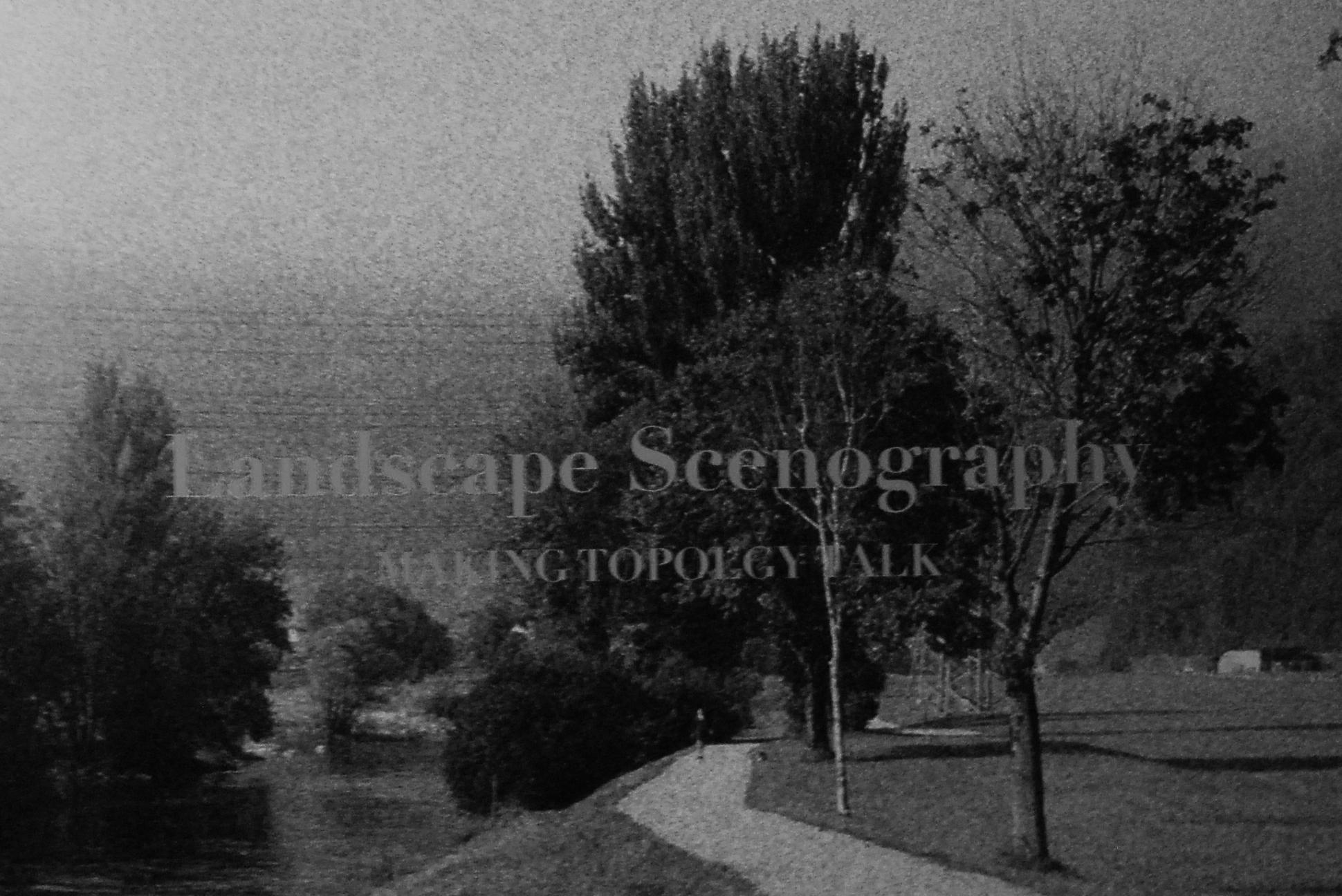 workshop Landscape Scenography1