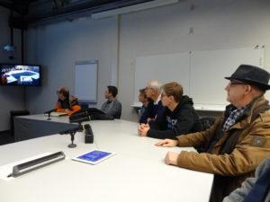 Videoconferencing live