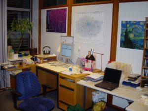 2002 Büro in RZ