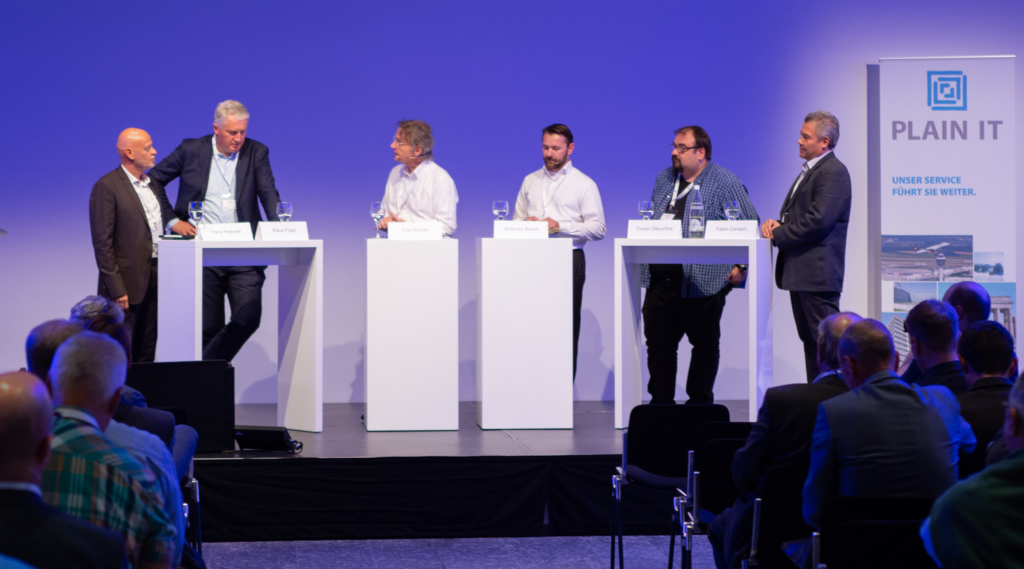 Podiumsdiskussion zum Thema «Business/IT Alignment in Zeiten der digitalen Transformation»