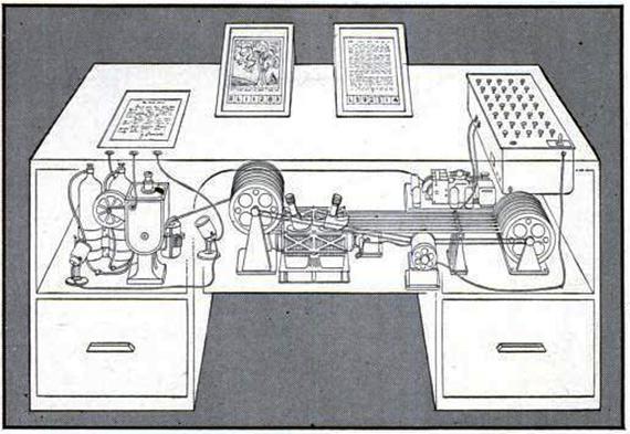 Memex, die Idee von Doug Engelbart
