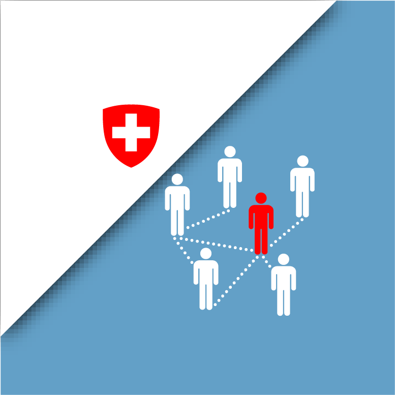 SwissCovid-App-Bild / Bundesamt für Gesundheit BAG