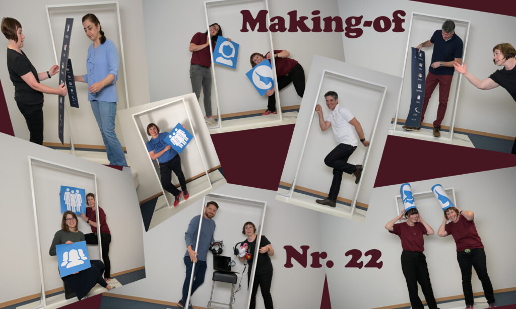 Making-of Nr. 22