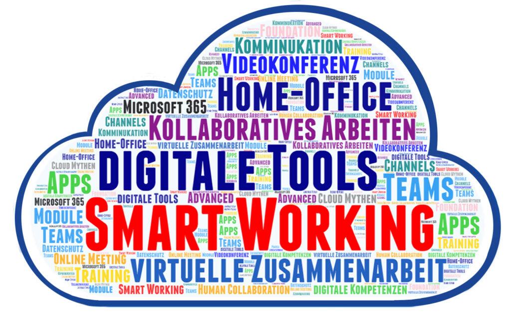 Kollaboration in der digitalen Arbeitswelt.