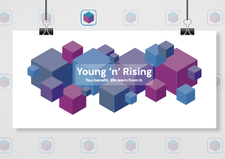 Young 'n' Rising, ein von ETH-Lernenden geführtes Team