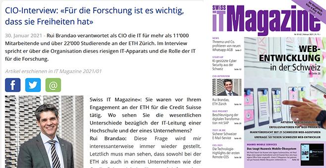 IT Magazine 2021/01