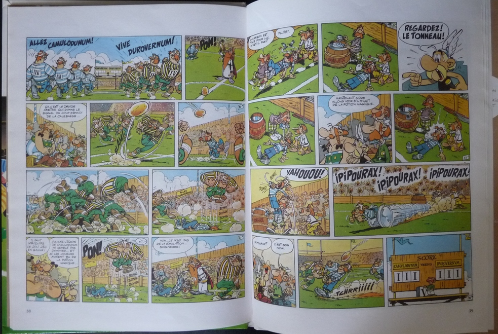 asterix chez les bretons - photo #29