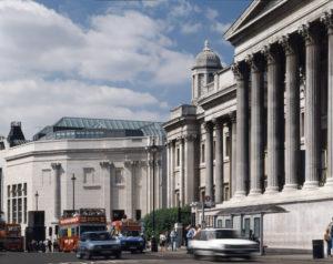 National Gallery, Sainsbury Wing