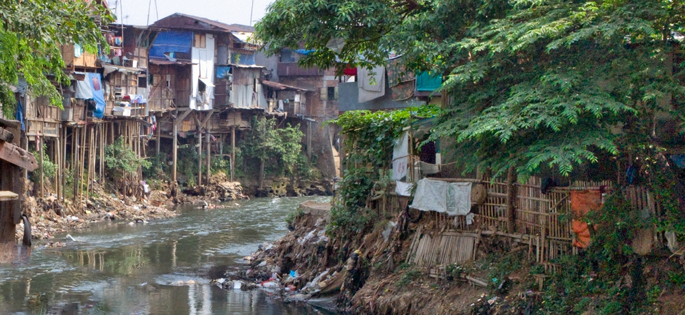 Designing the Ciliwung River