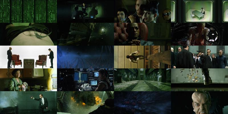 A Quantum City Matrix 1999