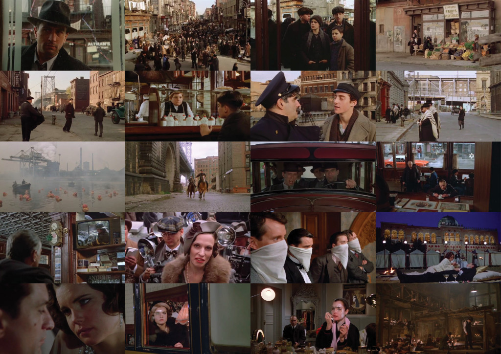 Make The Cut >> A Quantum City » Once Upon a Time in America – Sergio Leone (1984)